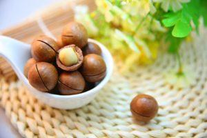 Propiedades de las nueces de macadamia para la salud