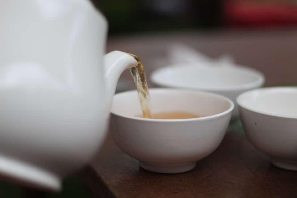El te de valeriana sirve para adelgazar