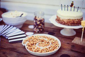 Cómo hacer tarta de nueces sin azúcar ni gluten paso a paso
