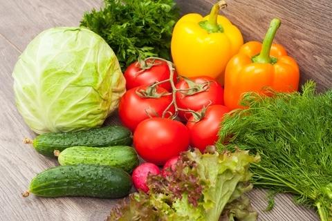 como ayunar correctamente: Dieta vegetariana